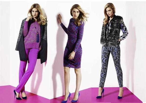 Om du gillar färgstarka kläder är Matthew Williamsons kollektion något för dig